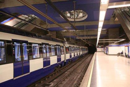 Cierra hasta el 5 de abril el tramo de la L9b de Metro entre Arganda del Rey y la Poveda por obras en superficie