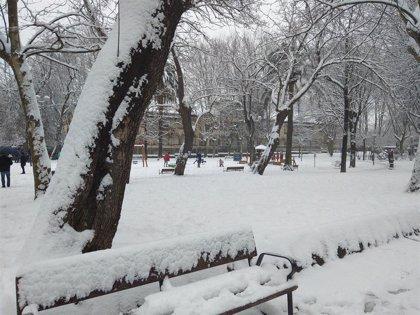 Las precipitaciones marcarán la jornada del martes, que a primera hora serán en forma de nieve