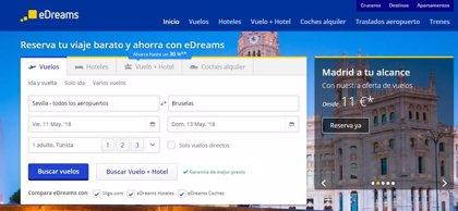 eDreams Odigeo traslada su sede a España y acomete cambios en su consejo de administración
