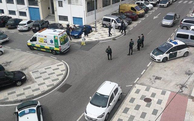 La Policía Local de Nerja (Málaga) intercepta a un hombre con coronavirus que escapó de un centro médico de Madrid