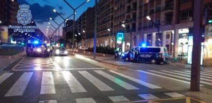 La Policía Nacional detiene a nueve personas y sanciona 266 en Logroño el último fin de semana