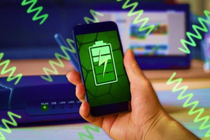Convertir las señales de Wi-Fi en energía utilizable