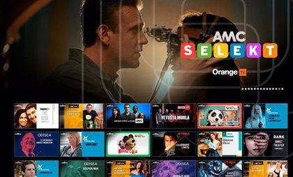 AMC Networks International y Orange TV lanzan AMC Selekt, servicio bajo demanda con más de 5.000 programas a la carta