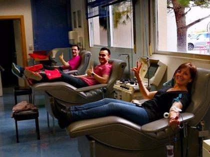El Centro de Transfusión Sanguínea de Jaén programa durante esta semana ocho salidas para donaciones