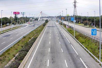 Marzo de 2020 se convierte en el mes con menos siniestros en las carreteras de la historia de España