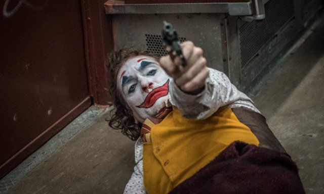 Joaquin Phoenix como Joker