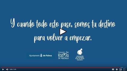 """Palma lanza un mensaje al turismo: """"Y, cuando todo esto pase, somos tu destino para empezar"""""""