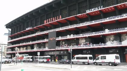Ayuntamiento de València enmarca en lo privado la negociación entre el Valencia y ADU e insta a acabar el nuevo Mestalla