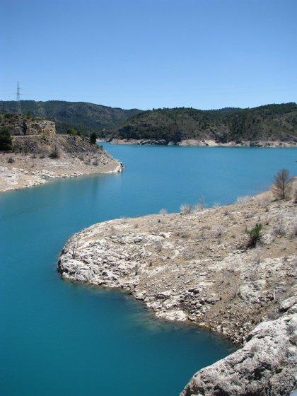 Los pantanos de la cuenca del Segura aumentan 22 hm3 sus reservas en la última semana