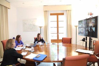 Armengol se reúne con científicos de Baleares para valorar las medidas frente al Covid-19 en la comunidad
