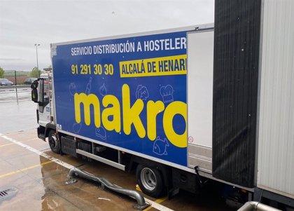Makro amplia las donaciones a Ifema con más de 25.000 productos de bollería, 5.000 refrescos y 1.000 tartas