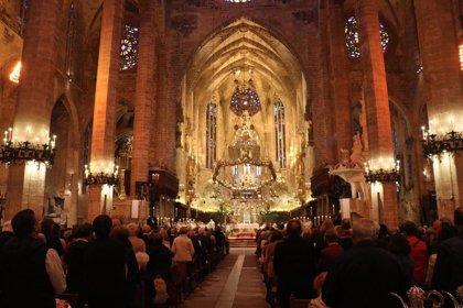 IB3 ofrecerá las celebraciones de Semana Santa desde la Seu a puerta cerrada