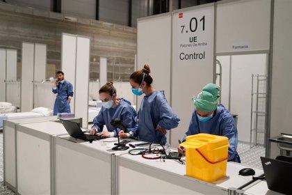 Sociedades española de neumología y cirugía torácica y la de Medicina Interna alaban el hospital de Ifema