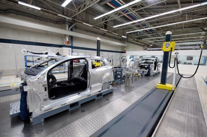 Volkswagen amplía el parón de sus fábricas alemanas hasta el 19 de abril