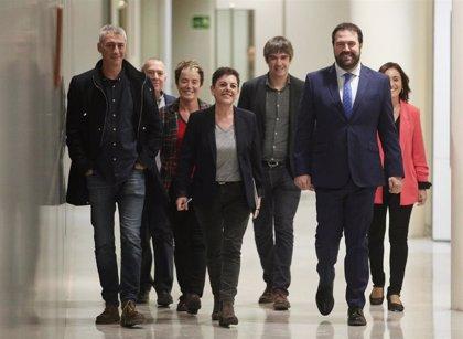 EH Bildu valora el cierre de actividades y prohibir despidos, pero no ha decidido si apoyará los decretos