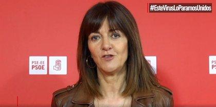 Mendia (PSE), convencida de que el próximo Parlamento vasco dotará de herramientas para superar la crisis