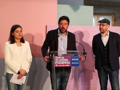 """Gómez-Reino ve """"propaganda"""" en los hospitales de campaña anunciados por Feijóo"""