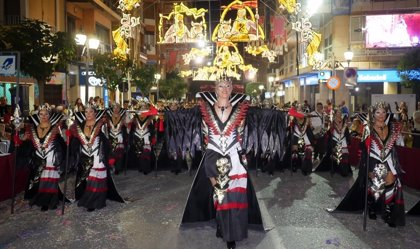 Villena pide que se replantee la fecha de las Fogueres de Alicante al coincidir con sus Moros y Cristianos
