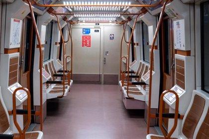 La Comunidad de Madrid ajusta de nuevo el transporte público que se situará en niveles propios del fin de semana