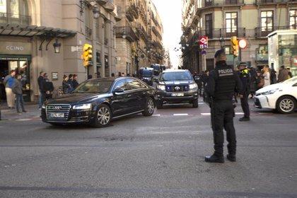 El Gobierno contrata de emergencia un servicio de desinfección de los coches oficiales por 140.000 euros