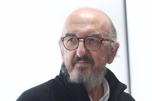 El director de Mediapro, Jaume Roures  posa para Europa Press tras anunciar la compra de Mediapro de su productora 'El Terrat', en Madrid (España), a 19 de diciembre de 2019.
