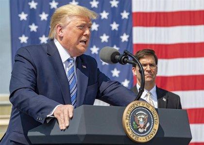 """Trump avisa de que las dos próximas semanas serán """"muy difíciles"""" en EEUU por la pandemia del coronavirus"""