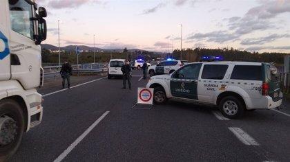 La Guardia Civil establece controles aleatorios en las autovías cántabras