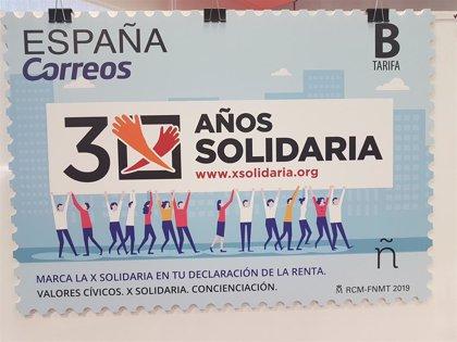 """Las ONG piden marcar la 'X Solidaria' en la Declaración de la Renta: """"Se puede ayudar sin salir de casa"""""""