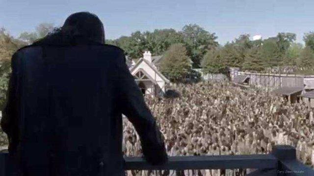 Imagen de la tempoada 10 de The Walking Dead
