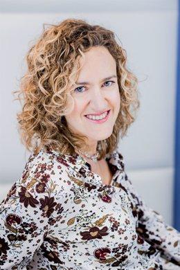 Arantcha Martínez Navarro, presidenta de UNEF
