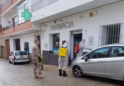 Infantería de Marina despliega patrullas en municipios de la Sierra y Cádiz
