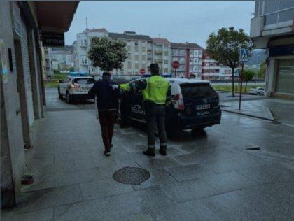 Interceptado en Ourense un ciudadano con orden de expulsión del país cuando incumplía el confinamiento