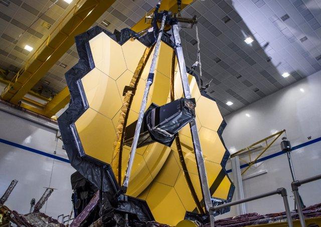 Telescopio Webb