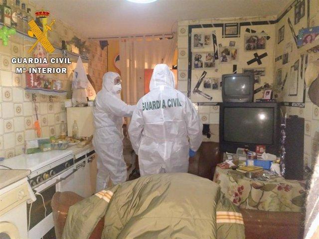 Investigación del crimen de Piedralaves.