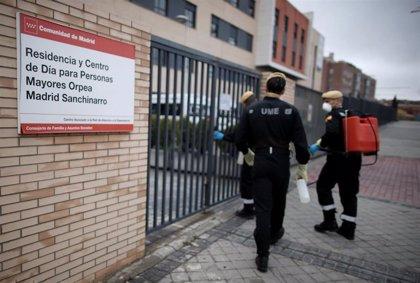 La Comunidad de Madrid inspecciona 38 residencias desde la puesta en marcha del plan de choque