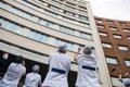 MADRID DETECTA UN LEVE DESCENSO DE PACIENTES GRAVES CON COVID-19 Y EL AUMENTO DE MUERTES SE RALENTIZA