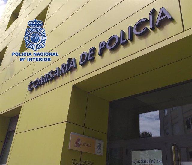 Comisaría del Cuerpo Nacional de Policía