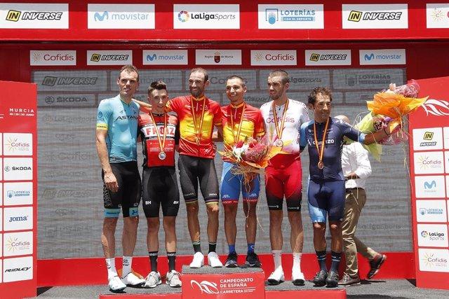 Campeonatos de España de ciclismo en ruta 2019