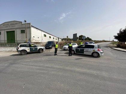Detenidas 13 personas y 2.636 denunciadas en la provincia de Córdoba desde la declaración del estado de alarma