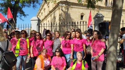 Adelante Sevilla pide a Espadas garantizar la financiación necesaria para que ayuda a domicilio no sufra ERTE en abril