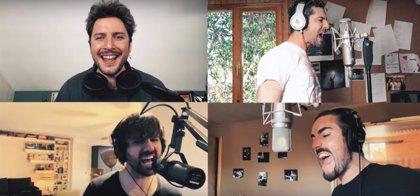 Más de 50 artistas se unen para grabar RESISTIRÉ 2020, el himno para vencer juntos al coronavirus