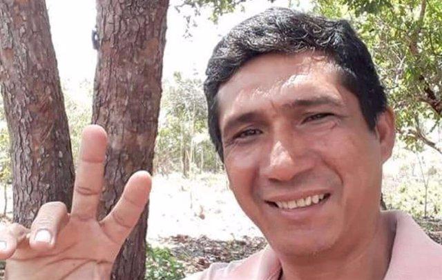 Zezico Guajajara, un guardia indígena de la Amazonía brasileña asesinado a tiros