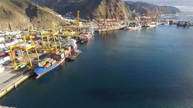 Puerto de Tenerife