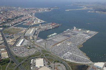 El tráfico en el puerto de Santander retrocede un 1,1% hasta febrero, antes del Covid-19