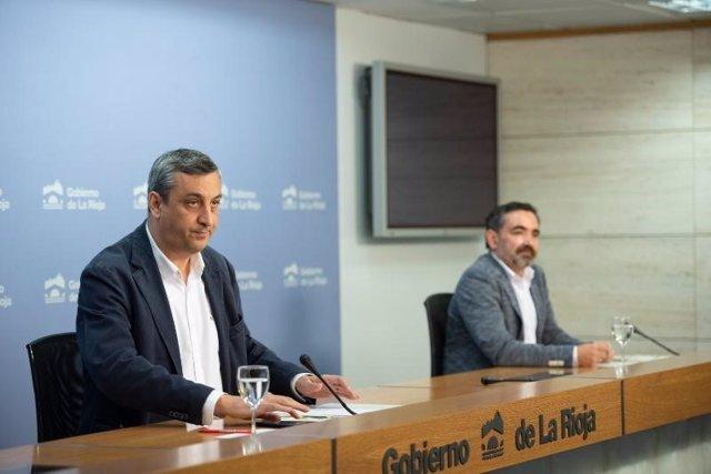 El Gobierno de La Rioja pone en marcha un servicio on line de evaluación de Coronavirus
