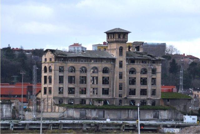 Edificio de Grandes Molinos Vascos