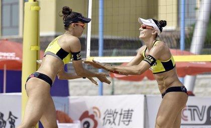 El Madison Beach Volley Tour lanza la #CopaStoriesMBVT con las 8 mejores parejas masculinas y femeninas