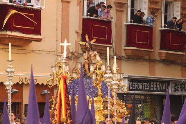 Cofradía de la Humildad y Paciencia de la Semana Santa de Cádiz