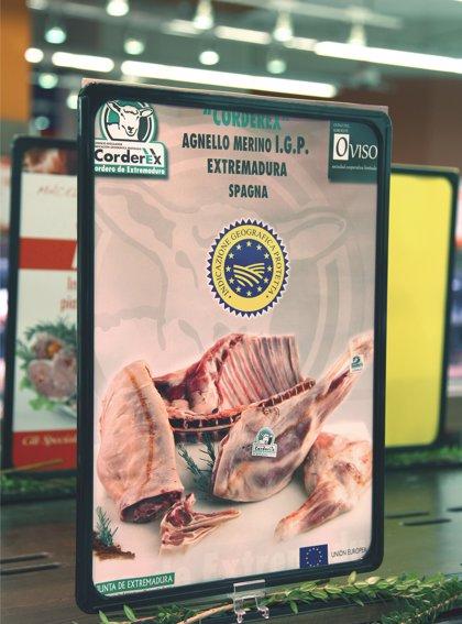 Corderex colabora en la campaña 'En Pascua comemos cordero' para fomentar el consumo de cordero esta Semana Santa