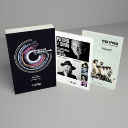 Festival de Málaga libera para descarga los tres últimos libros editados con motivo del certamen